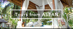 Tours from ASEAN