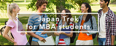 Japan Trek for MBA students